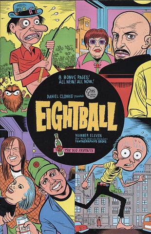 Fantagraphics: Eightball #11