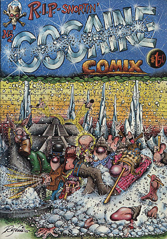 Last Gasp: Cocaine Comix #2