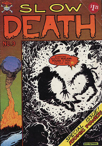 Last Gasp: Slow Death #9