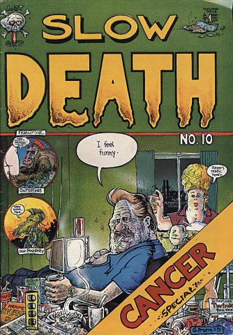 Last Gasp: Slow Death #10