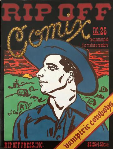 Rip Off Press: Rip Off Comix #26
