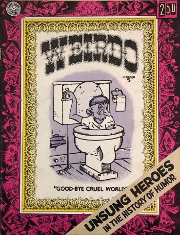 Last Gasp: Weirdo #5