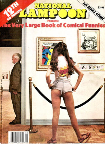National Lampoon: The Very Large Book of Comical Funnies August 1986