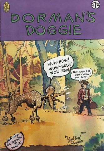 Rip Off Press: Dorman's Doggie