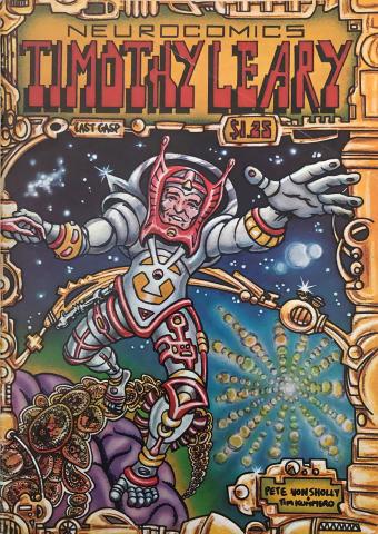 Last Gasp: Neurocomics - Timothy Leary