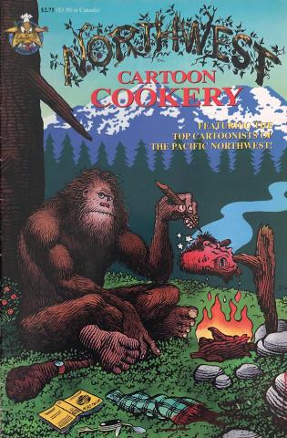 Starhead Comix: Northwest Cartoon Cookery