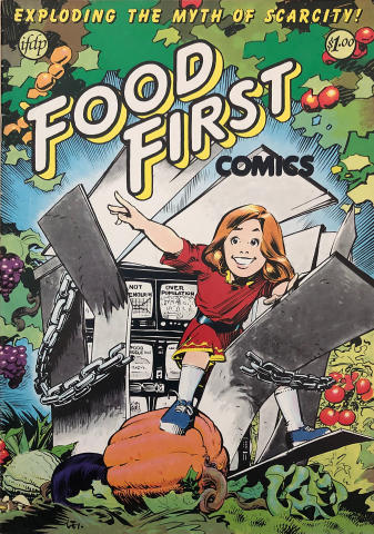 Food First Comix