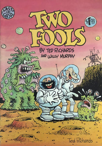 Last Gasp: Two Fools
