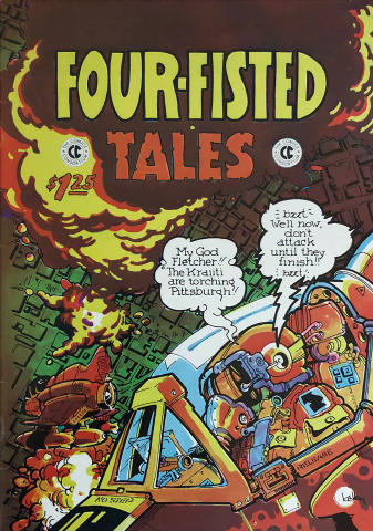 Four-Fisted Tales #1