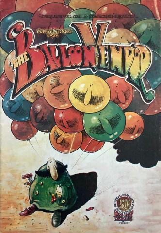 Rip Off Press: The Balloon Vendor