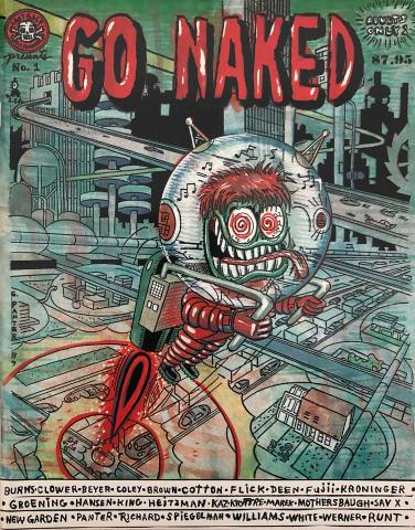 Go Naked #1