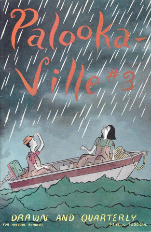 Drawn and Quarterly: Palookaville #3