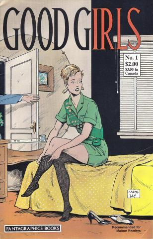 Fantagraphics: Good Girls #1