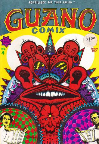 The Print Mint: Guano Comix #4