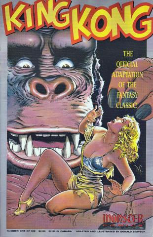 King Kong #1