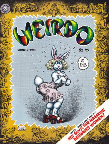 Last Gasp: Weirdo #2