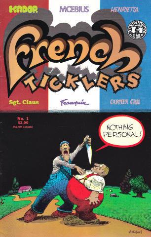 Kitchen Sink: French Ticklers #1