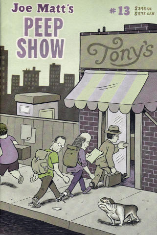 Drawn and Quarterly: Joe Matt's Peep Show #13