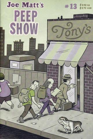 Joe Matt's Peep Show #13