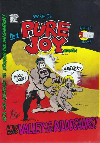 Pooo Bear Productions: Pure Joy #1