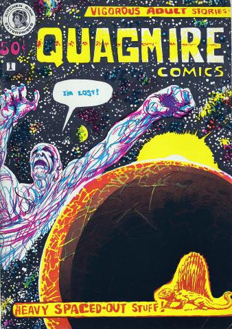 Kitchen Sink: Quagmire Comics #1