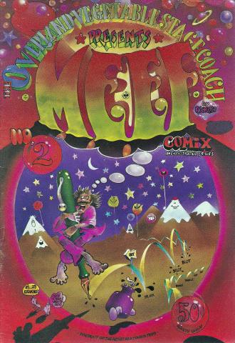 The Print Mint: Meef Comix #2