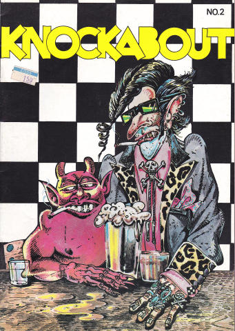 Knockabout Comics #2