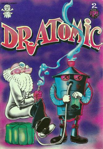 Last Gasp: Dr. Atomic #2