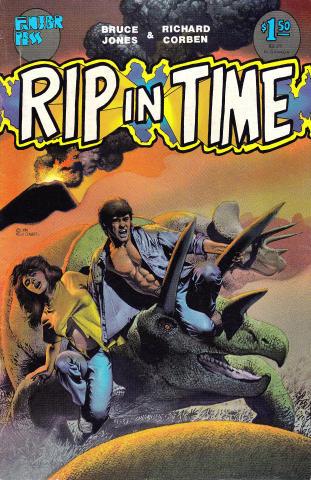 Fantagor: Rip In Time #2