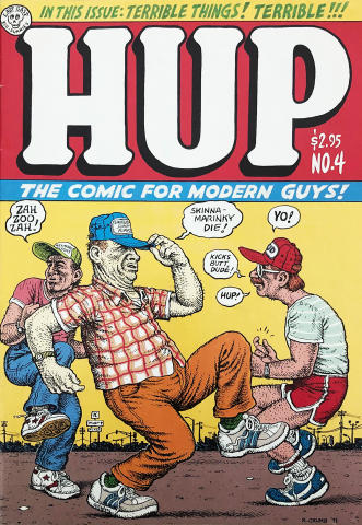 Last Gasp: Hup #4