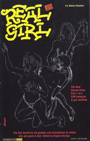 Fantagraphics: Real Girl #9