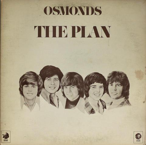 """The Osmonds Vinyl 12"""""""
