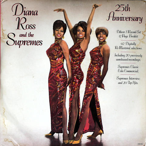 The Supremes Vinyl 12""