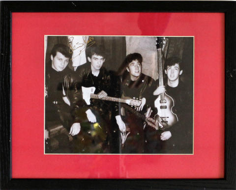 Pete Best Framed Vintage Print