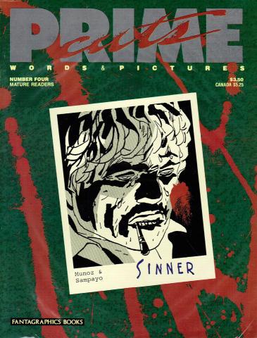 Fantagraphics: Prime Cuts #4