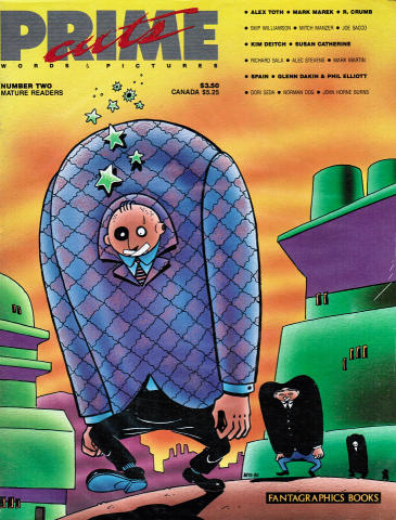 Prime Cuts Magazine March 1987