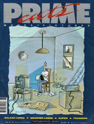 Fantagraphics: Prime Cuts #8
