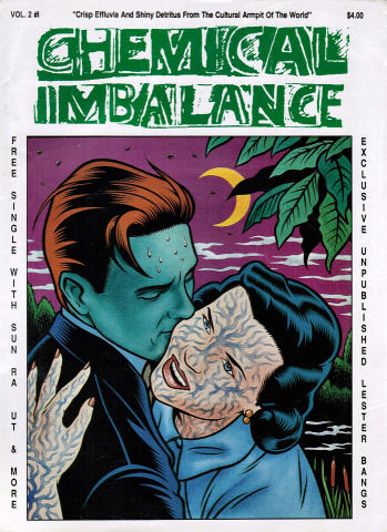 Chemical Imbalance #2 Comic Book