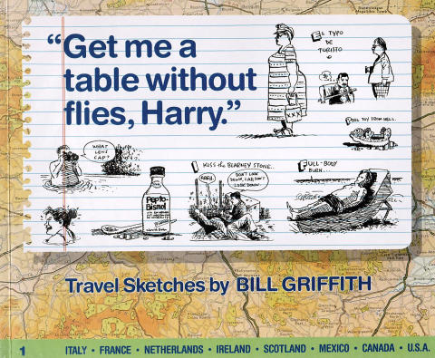 Get me a table without flies, Harry