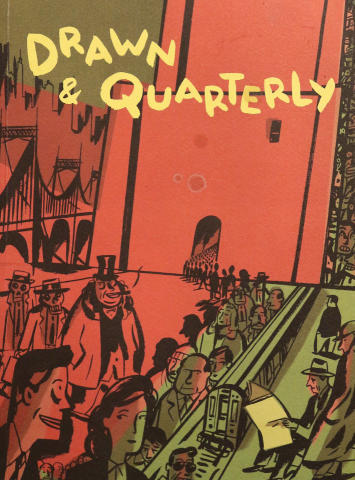 Drawn & Quarterly Vol. 5