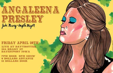 Angaleena Presley Poster
