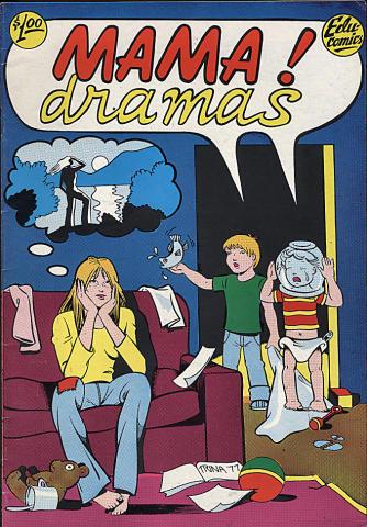 Educomics: Mama! Dramas