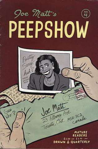 Drawn and Quarterly: Joe Matt's Peepshow #4