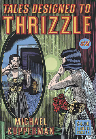 Fantagraphics: Tale Designed To Thrizzle #2
