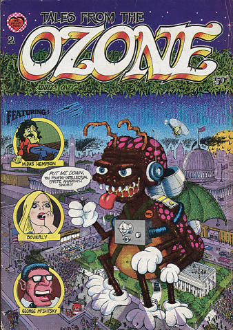 The Print Mint: Tales from the Ozone #2