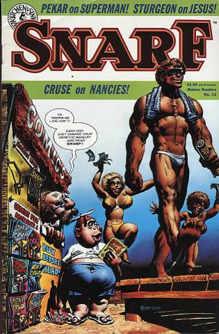 Snarf #12 Comic Book