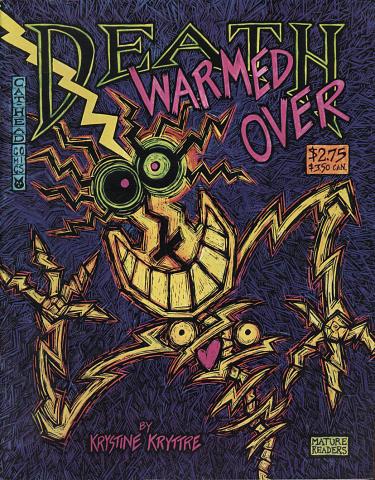 Cathead Comics: Death Warmed Over