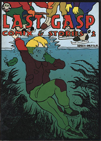 Last Gasp Comix and Stories #2