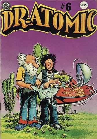 Last Gasp: Dr. Atomic #6