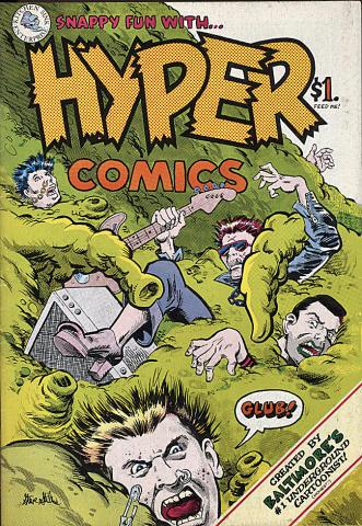 Hyper Comix